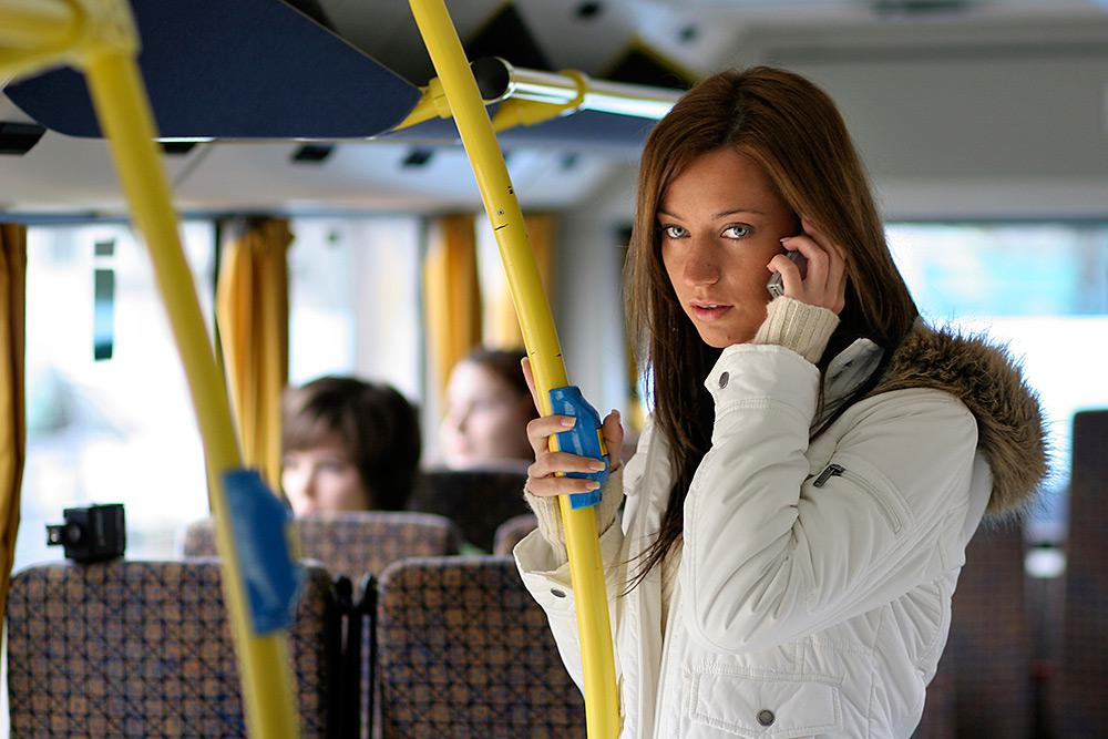 как знакомиться с девушками в общественном транспорте